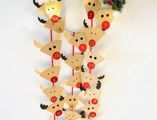 Rudolf Advenskalender